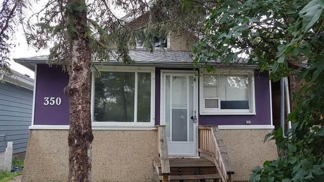 350 2 Street E, Drumheller, AB T0J 0Y4 (#A1062397) :: Calgary Homefinders