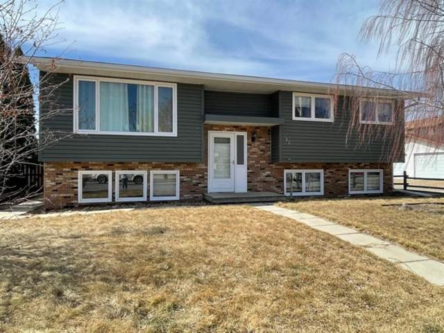 153 Winkler Drive, Hanna, AB T0J 1P0 (#A1062430) :: Calgary Homefinders