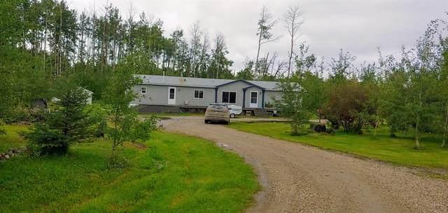 700075 Range Road 112, Elmworth, AB T0H 0C0 (#A1062855) :: Calgary Homefinders
