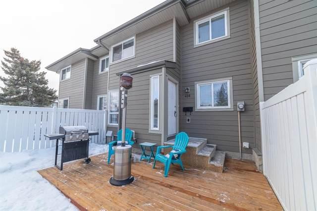 15403 Deer Run Drive SE #428, Calgary, AB T2J 6B8 (#A1064140) :: Western Elite Real Estate Group