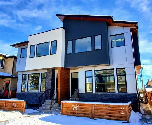 942 38th Street SW #2, Calgary, AB T3C 1T3 (#A1065380) :: Western Elite Real Estate Group