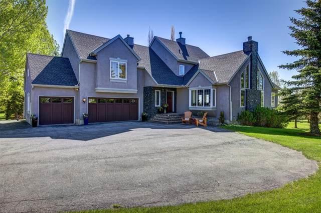 30189 River Ridge Drive, Rural Rocky View County, AB T3E 6W3 (#A1067187) :: Calgary Homefinders