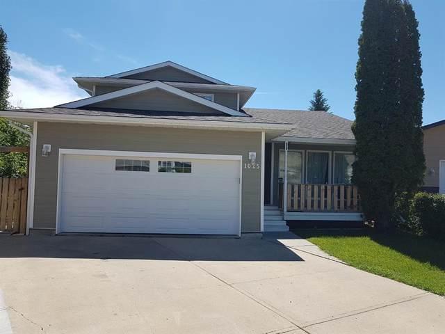 1025 Twin Hills Close, Drumheller, AB T0J 0Y6 (#A1068485) :: Calgary Homefinders