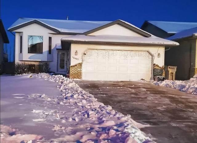12405 Crystal Lake Drive, Grande Prairie, AB T8X 1P1 (#A1069496) :: Western Elite Real Estate Group