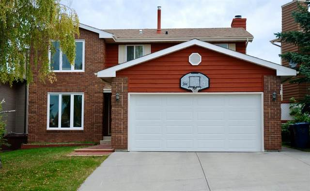 27 Hawkfield Rise NW, Calgary, AB T3G 1Z6 (#A1069691) :: Redline Real Estate Group Inc