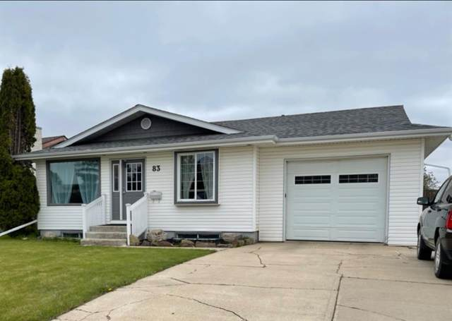 83 Noble Avenue, Red Deer, AB T4P 2H4 (#A1069742) :: Calgary Homefinders