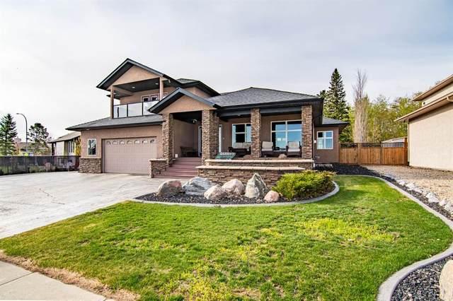 5207 56 Street, Innisfail, AB T4G 1R6 (#A1069945) :: Calgary Homefinders