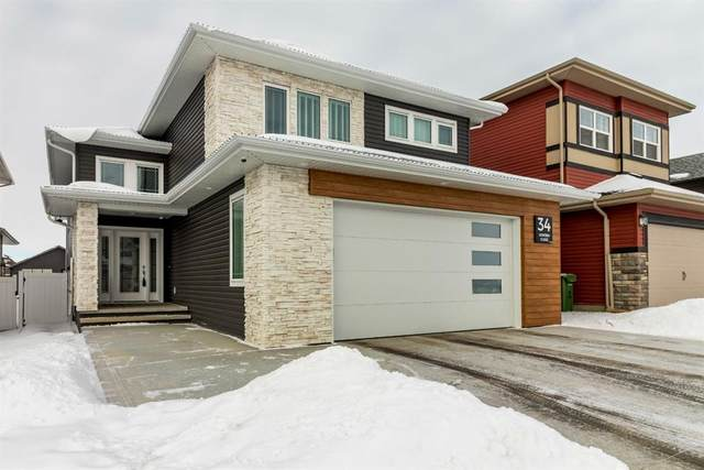 34 Lowden Close, Red Deer, AB T4R 0R9 (#A1070332) :: Western Elite Real Estate Group