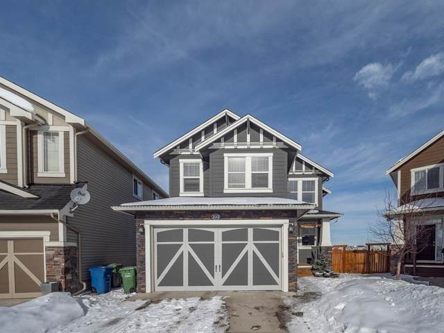 222 Williamstown Green NW, Airdrie, AB T4B 0S9 (#A1071221) :: Calgary Homefinders