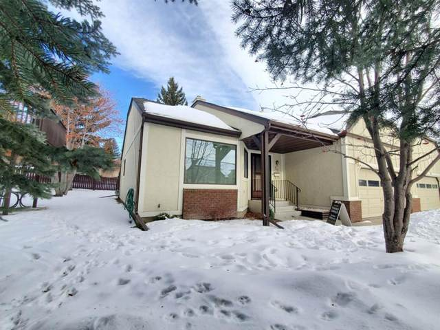 15 Coach Side Terrace SW, Calgary, AB T3H 2T3 (#A1071978) :: Western Elite Real Estate Group