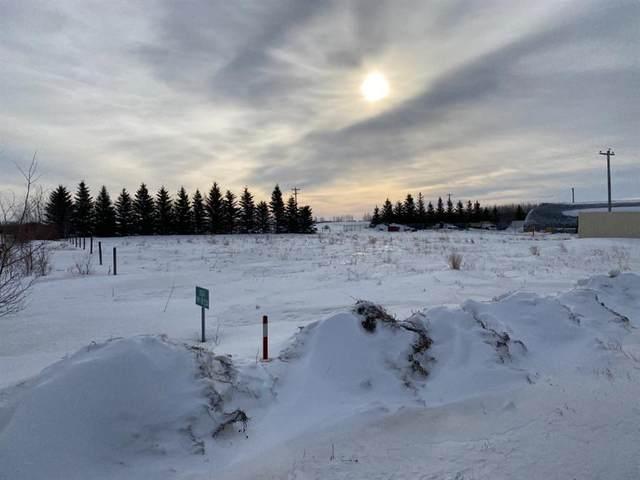 Lot 1 Sw 12-50-2 W4, Blackfoot, AB T0B 0L0 (#A1072382) :: Calgary Homefinders