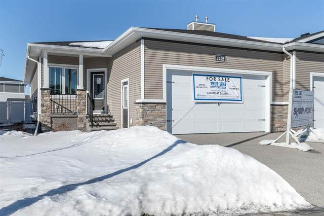 22 Little Close, Red Deer, AB T4R 0S5 (#A1072530) :: Western Elite Real Estate Group