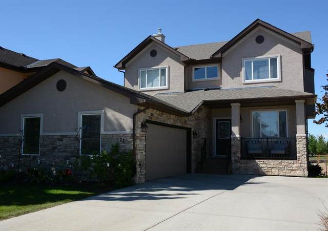 23 Crystal Shores Point, Okotoks, AB T1S 2C7 (#A1072609) :: Calgary Homefinders