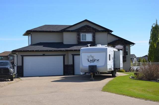 7816 Carriage Lane Drive, Rural Grande Prairie No. 1, County of, AB T8X 0G4 (#A1073301) :: Calgary Homefinders