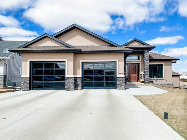 6806 Meadow View Drive, Stettler Town, AB T0C 2L2 (#A1073334) :: Calgary Homefinders