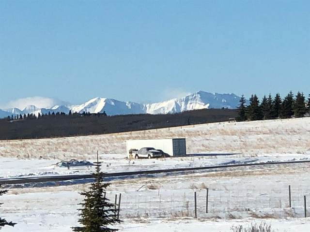 17 Crocus Meadows Place W, Rural Foothills County, AB T1S 1A2 (#A1073790) :: Calgary Homefinders