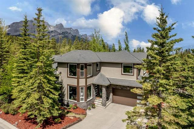 183 Mcneill, Canmore, AB T1W 2R9 (#A1074516) :: Canmore & Banff