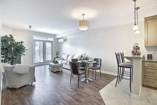 1005B Westmount Drive #106, Strathmore, AB T1P 0C3 (#A1074805) :: Calgary Homefinders