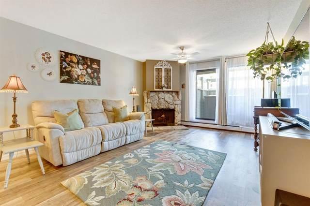 10120 Brookpark Boulevard SW #516, Calgary, AB T2W 3G3 (#A1075055) :: Redline Real Estate Group Inc