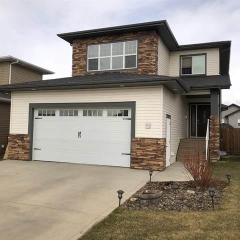 4902 Aspen Lakes Boulevard, Blackfalds, AB T4M 0J4 (#A1075246) :: Greater Calgary Real Estate