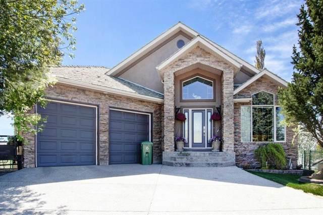 114 Gleneagles Landing, Cochrane, AB T0L 0W2 (#A1075432) :: Calgary Homefinders