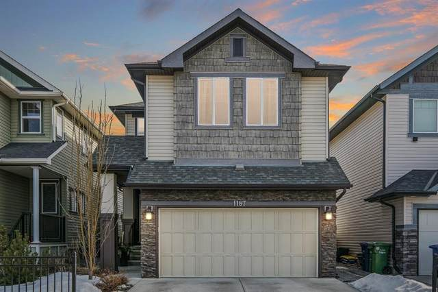 1187 Kings Heights Road SE, Airdrie, AB T4A 0K5 (#A1075541) :: Redline Real Estate Group Inc