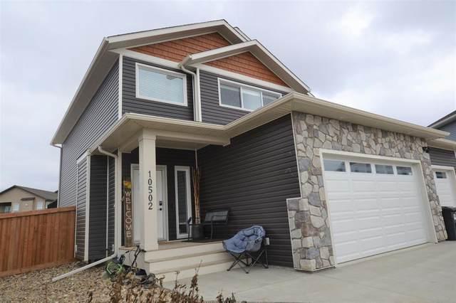 10502 152B Avenue, Rural Grande Prairie No. 1, County of, AB T8X 0M9 (#A1075833) :: Team Shillington | eXp Realty