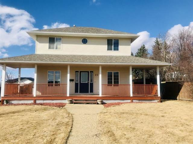 23 Falcon Ridge Drive, Sylvan Lake, AB T4S 2H3 (#A1075937) :: Calgary Homefinders