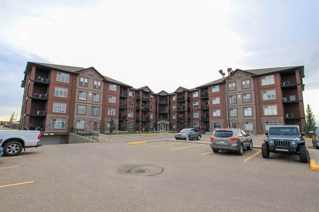 69 Ironstone Drive #408, Red Deer, AB T4R 0J8 (#A1076060) :: Greater Calgary Real Estate