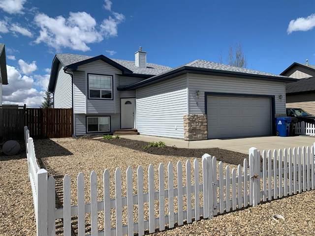 5 Pondside Crescent, Blackfalds, AB T0M 0J0 (#A1076243) :: Calgary Homefinders