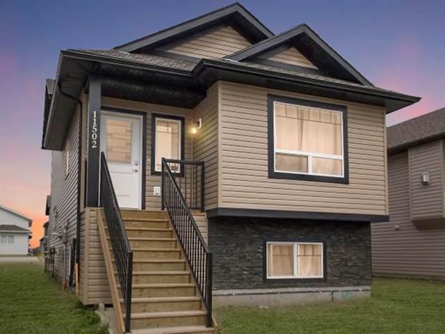 11502 73 Avenue A/B, Grande Prairie, AB T8W 0K2 (#A1076284) :: Redline Real Estate Group Inc