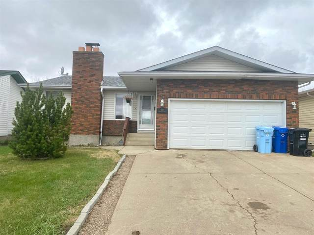202 Mcconachie Crescent, Fort Mcmurray, AB  (#A1076383) :: Calgary Homefinders