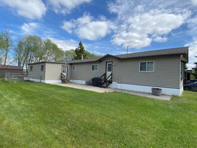 6205 54 Street #72, Ponoka, AB T4J 1M5 (#A1076495) :: Greater Calgary Real Estate