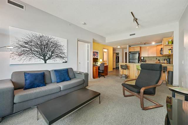 1410 1 Street SE #304, Calgary, AB T2G 5T7 (#A1076714) :: Canmore & Banff
