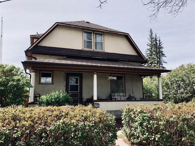 5140 49 Street, Mannville, AB T0B 2W0 (#A1076971) :: Calgary Homefinders