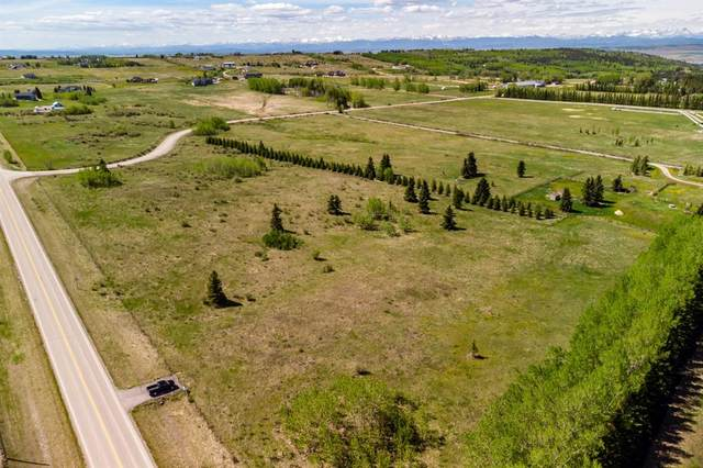 RR40 -, Rural Rocky View County, AB T4C 1R5 (#A1077299) :: Calgary Homefinders
