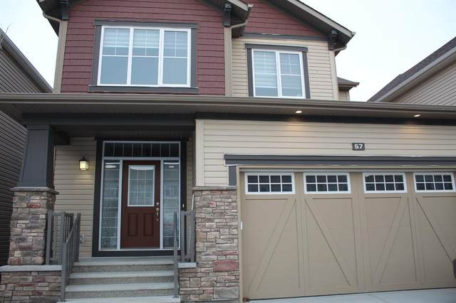 57 Cityside Manor NE, Calgary, AB T3N 1H7 (#A1077350) :: Western Elite Real Estate Group