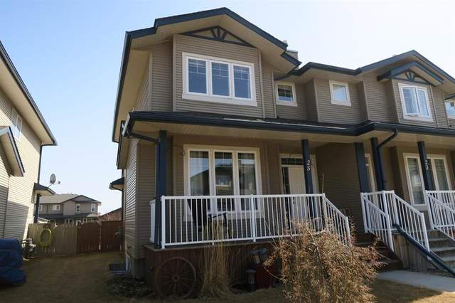 25 Kanten Close, Red Deer, AB T4P 4E6 (#A1077494) :: Calgary Homefinders