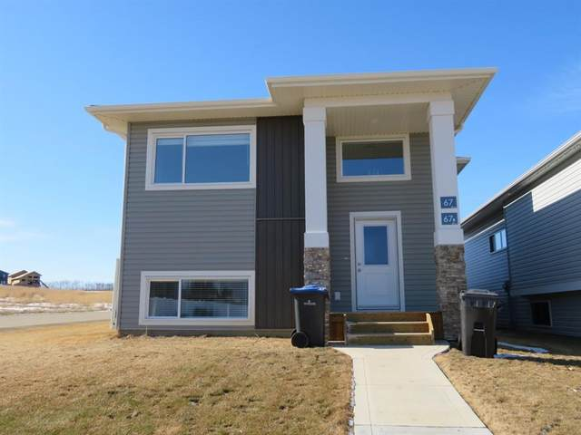 67 Victor Close, Sylvan Lake, AB T4S 0P3 (#A1077679) :: Calgary Homefinders
