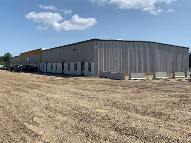 4000 Landry Avenue, Rural Red Deer County, AB T4S 2B3 (#A1077981) :: Calgary Homefinders