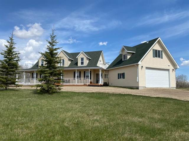 8, 711016 Range Road 53, Rural Grande Prairie No. 1, County of, AB T8W 5A3 (#A1078334) :: Calgary Homefinders