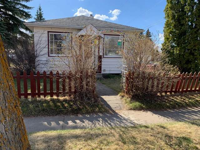 4920 44 Street, Stettler Town, AB T0C 2L2 (#A1079503) :: Calgary Homefinders
