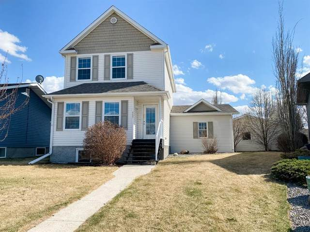6007 53 Avenue Court, Stettler Town, AB T0C 2L2 (#A1079688) :: Calgary Homefinders