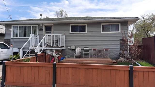 1107 2 Avenue W, Drumheller, AB T0J 0Y2 (#A1080375) :: Calgary Homefinders