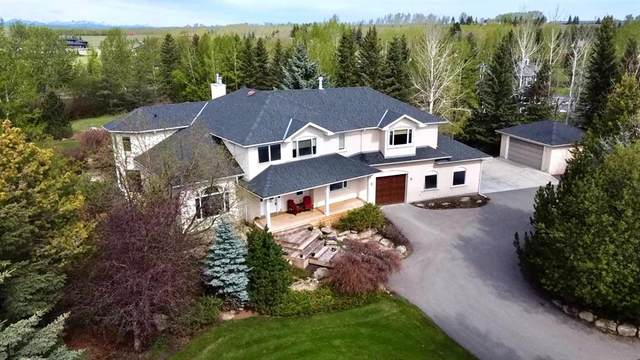 223 Alandale Place SW, Rural Rocky View County, AB T3Z 3L9 (#A1080472) :: Western Elite Real Estate Group