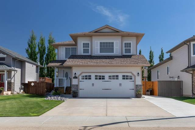 3311 51 Street Close, Camrose, AB T4V 4B3 (#A1080508) :: Calgary Homefinders