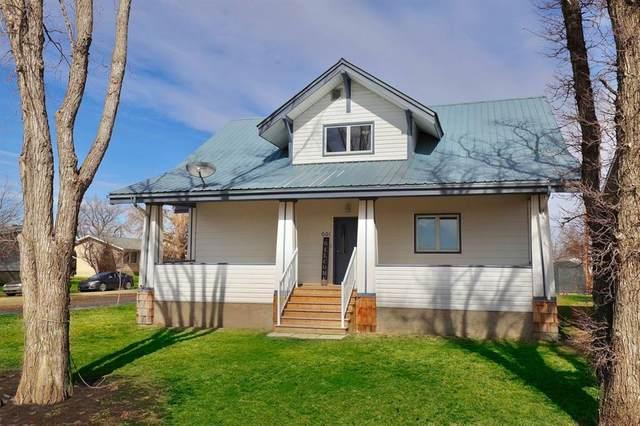 601 Railway Avenue, Bawlf, AB T0B 0J0 (#A1081251) :: Calgary Homefinders