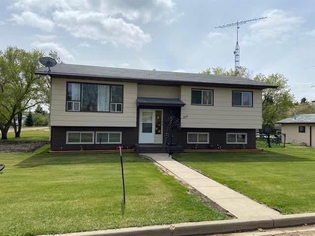 315 Sanden Street, Bawlf, AB T0B 1J0 (#A1081941) :: Calgary Homefinders