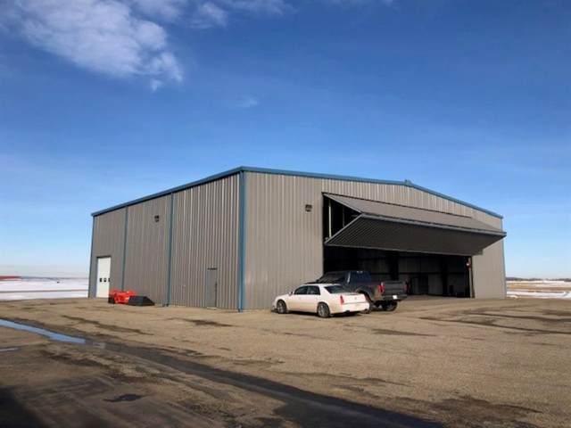 11010 Airport Drive, Grande Prairie, AB T8V 7Z5 (#A1082942) :: Calgary Homefinders