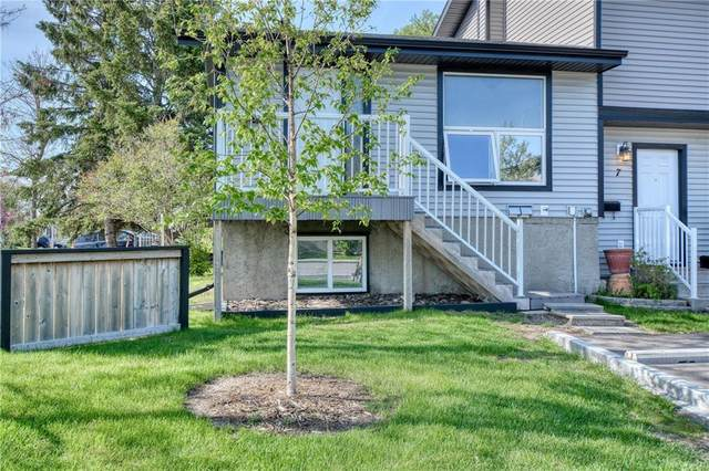 51 Big Hill Way SE #6, Airdrie, AB T4A 1M7 (#A1083720) :: Calgary Homefinders